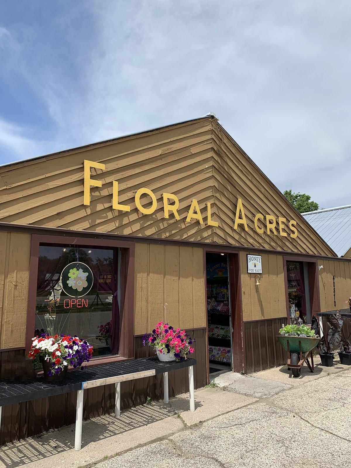 Floral Acres Florist & Greenhouse